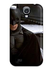 Hard Plastic Galaxy S4 Case Back Cover,hot Batman Begins Case At Perfect Diy 1552153K93841684