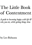 The Little Book of Contentment (English Edition)