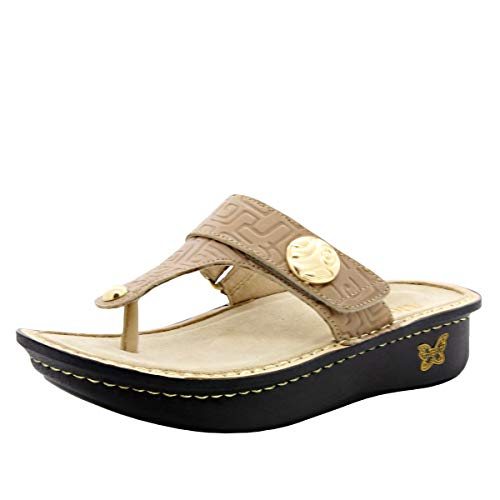 (Alegria Carina Womens Sandal Basically Amazing 8 M)