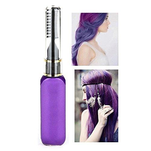 purple beard dye - 2