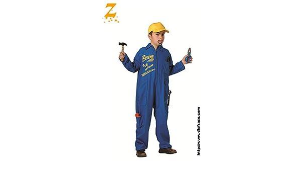 Disfraz Mecánico Rally T. 06: Amazon.es: Productos para mascotas