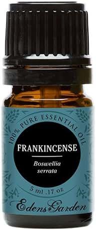 Edens Garden Frankincense Serrata Essential Oil, 100% Pure Therapeutic Grade (Highest Quality Aromatherapy Oils- Congestion & Headaches), 5 ml