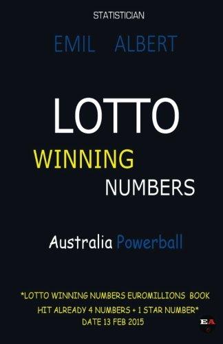 Lotto Winning Numbers  Australia Powerball 6 40
