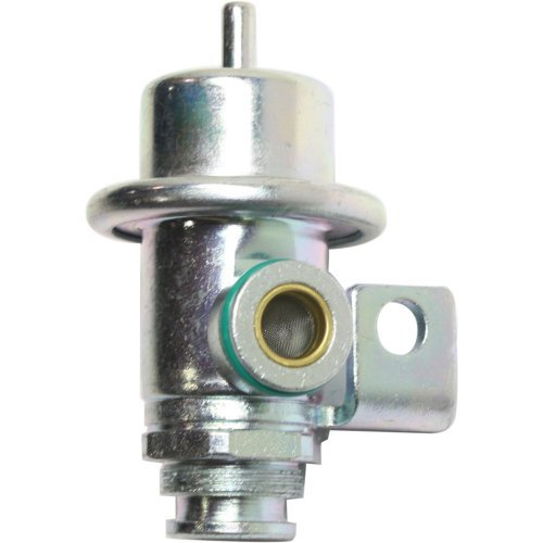 Camaro Fuel Gauge - Evan-Fischer EVA21632141834 Fuel Pressure Regulator for Camaro/Firebird 94-97 Straight Nipple Orientation