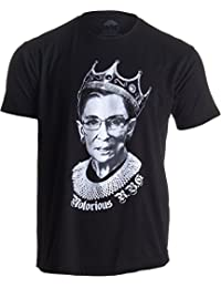 Notorious R.B.G. Funny Progressive, Liberal Ruther Bader Ginsburg Unisex T-shirt