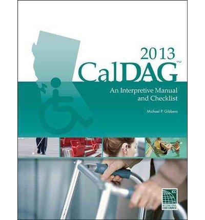 Download An Interpretive Manual and Checklist CalDAG 2013 PDF