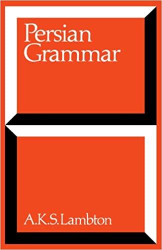 Persian grammar students edition ann k s lambton 9780521091244 persian grammar students edition fandeluxe Images