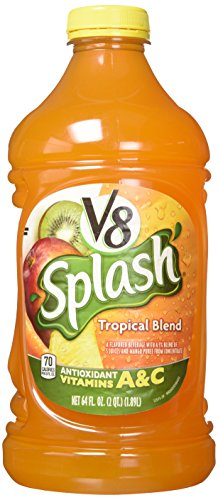 V8 Splash Tropical Blend - 64 fl. oz. - 2 ()