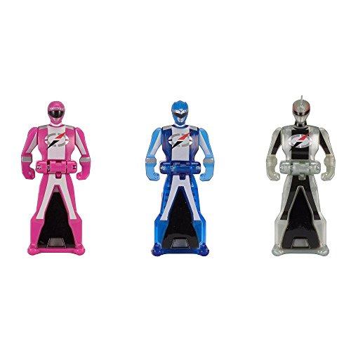 Power Rangers Toy Operation Overdrive (Power Rangers Key Pack Operation Overdrive Pink Blue Mercury Ranger)