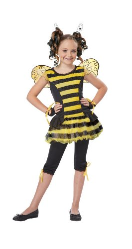 California Costumes Buzzin Around Child Costume, Small - Buzzin Around Girls Costume
