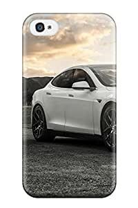 Waterdrop Snap-on Tesla Model S 29 Case For Iphone 4/4s