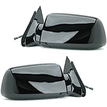 Amazon Driver And Passenger Power Side View Mirrors With Metal. 88 98 Chevrolet Silverado GMC Sierra Door Mirror Pair Set Power Black Blazer Jimmy Suburban Tahoe Yukon Driver And Passenger By Not Oem. GM. Ects Wiring Diagram 98 GMC Jimmy At Scoala.co