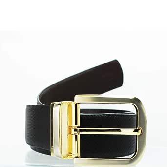 Draft Multi Color Leather Belt For Men