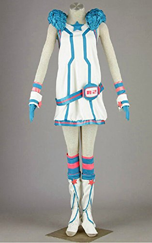 Relax (Miki Vocaloid Cosplay Costume)