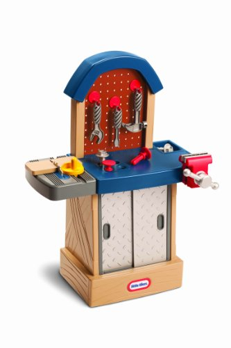 Little Tikes Tough Workshop (Costume Role Playset)