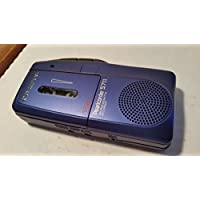 Olympus S711 Pearlcorder Microcassette Recorder-Gold
