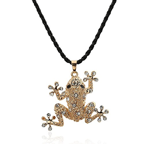Winter.Z Frog Jewelry...