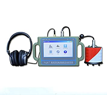 Sensitive - Detector de fugas de agua ultrasónico (3 m): Amazon.es: Bricolaje y herramientas