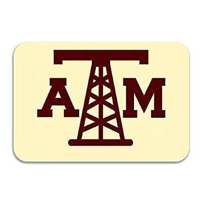 SARHT Texas A&M University Logo Non-slip Doormat