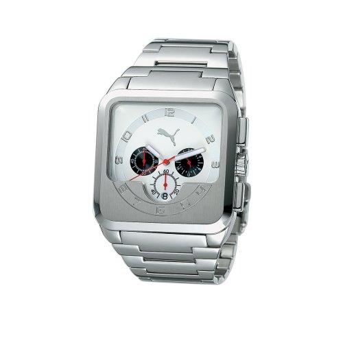 UPC 716459401496, PUMA Men's PU100011004 Motor Sport Collection Engine Chronograph Watch