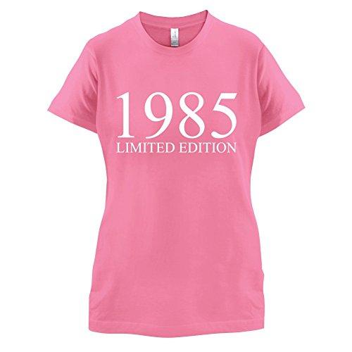 1985 Limierte Auflage / Limited Edition - 32. Geburtstag - Damen T-Shirt - Azalee - XXL