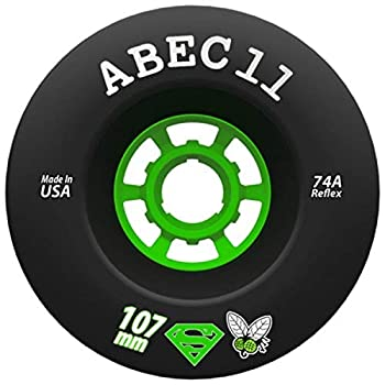 Image of Wheels ABEC 11 Flywheel, Refly, Superfly Longboard Wheel for Electric Skateboard, Downhill and Cruising Durometers