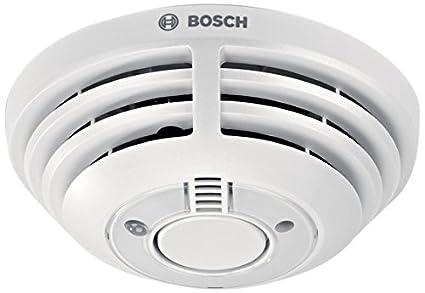 Bosch - Detector de humo conectable, color blanco, Versión para Francia
