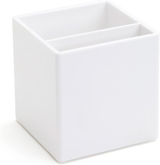 Poppin Pen Cup, White
