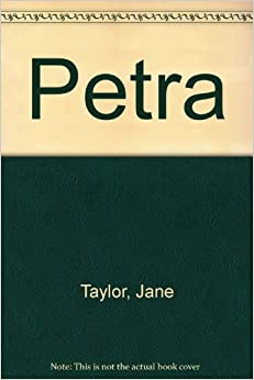 Petra by Jane Taylor (1999-12-07)
