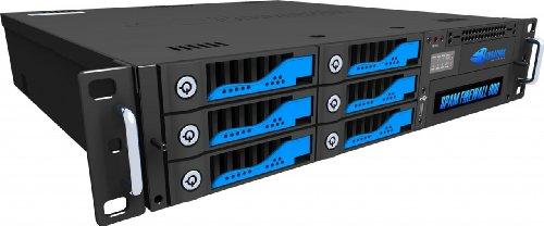 Barracuda Spam & Virus Firewall 800 w/ 1 Year Energizer Updates