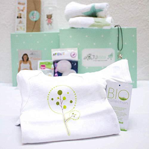 Caja regalo embarazada original - Cesta regalo embarazada y recién ...