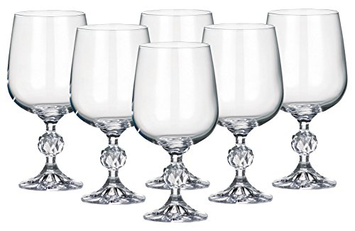 Crystalite Glasses Goblets Bohemia Crystal product image