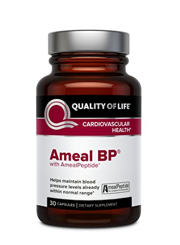 Quality of Life Ameal Bp, 0.03 Pound Review