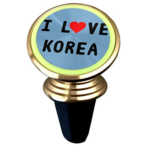 - Happy Index Love Kpop Korean Sarang Hae Yo Kpop 360° Rotation Air Vent Magnetic Car Mount Cell Phone Holder Compatible for iPhone Xs/Xs Max/XR/X / 8/7 / Plus Samsung Galaxy S9 / S8 and More