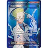 Colress Trainer Plasma Storm 135/135 Pokemon Card Rare