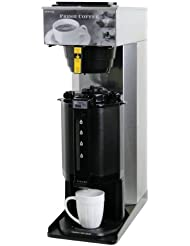 Newco AK TD Pourover Thermal Dispenser Coffee Brewer Tall