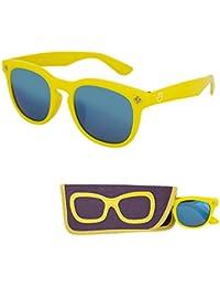 Sunglasses for Children – Mirrored Lenses for kids -...