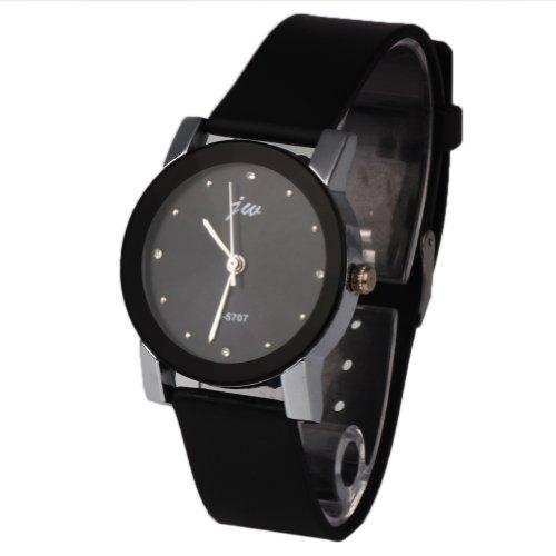 2013Newestseller Korean Style Quartz Wrist Watch Watches on Sale Black