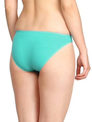 843bf033e95b3 Jockey WOMEN Cotton BIKINI PANTIES 8901326054437 SS02 Paradise Teal Bikini   Amazon.in  Clothing   Accessories