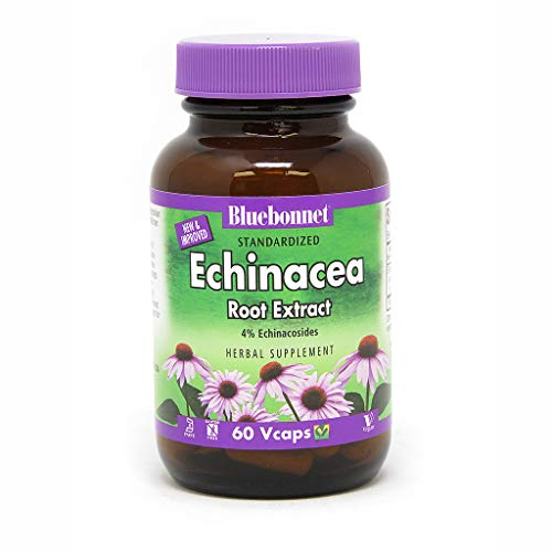 BLUEBONNET Nutrition STANDARDIZED ECHINACEA Root Extract