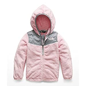 The North Face Toddler Girl's OSO Hoodie - Purdy Pink - 5T