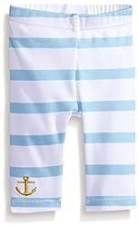 Rosie Pope Baby-Boys Newborn Legging, Prep Stripe, 3 Months