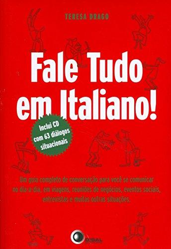 Fale Tudo em Italiano! (+ CD Audio)
