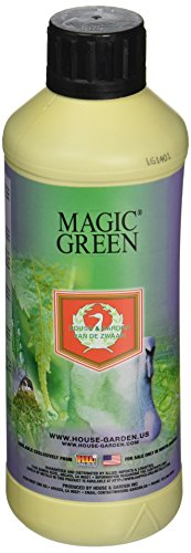 (House & Garden HGMGR005 Magic Green Fertilizer, 500 mL)