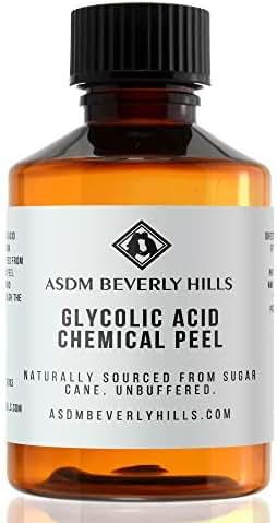 ASDM Beverly Hills 10% Glycolic Acid Medical Strength, 2oz