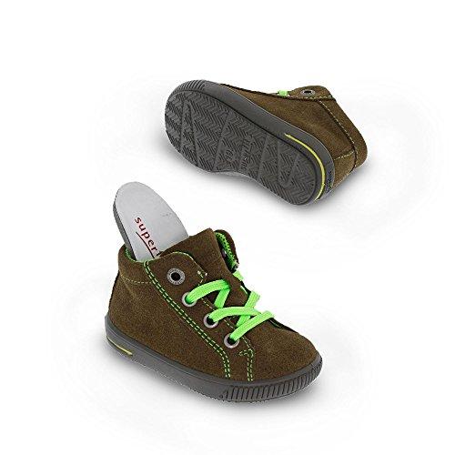 Superfit - Zapatillas para niño Marrone (Fango Kombi)