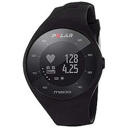 Polar M200 GPS Running Watch – Black