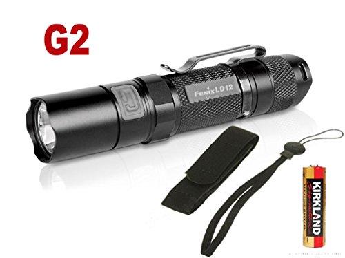 Compact Flashlight Battery Holster LumenTac