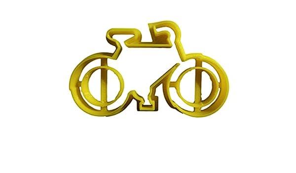 Cortador de galletas de bicicleta: Amazon.es: Hogar