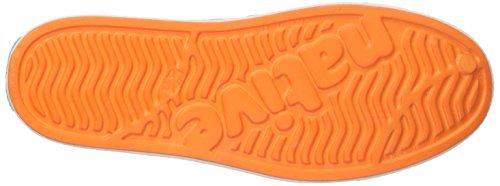 Solnedgang Shell 8 M Oss Glass Mote Jefferson Sneaker Oransje Hvite Skall Grønn Unisex Innfødte Hvit Mennesker 8Uq7vzgU